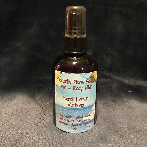 Air & Body Mist - Neroli Lemon Verbena