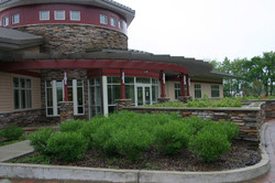 Pokagon Administration Building