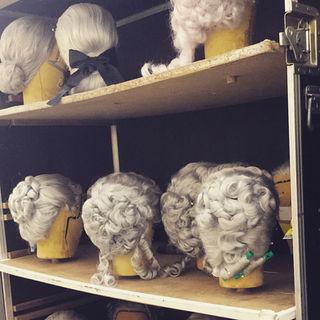 Giselle Ballet wigs