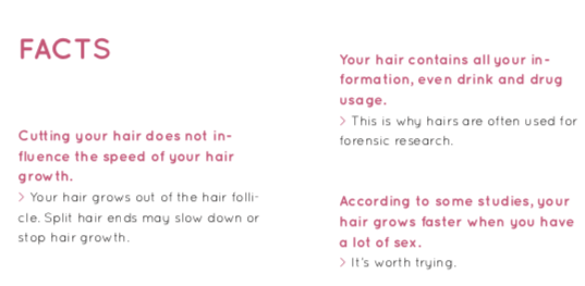 Facts about hair