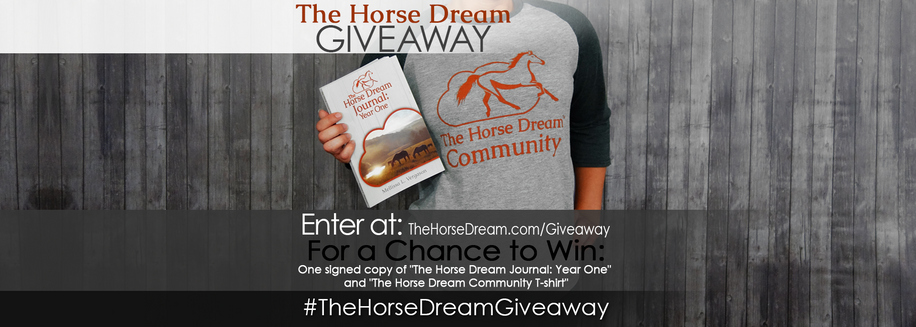 The Horse Dream Giveaway