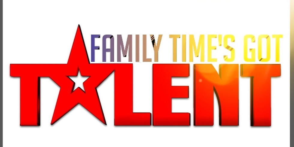 FTUK 31st May - Talent Show!