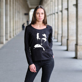 GUETTER - Femme, manches longues