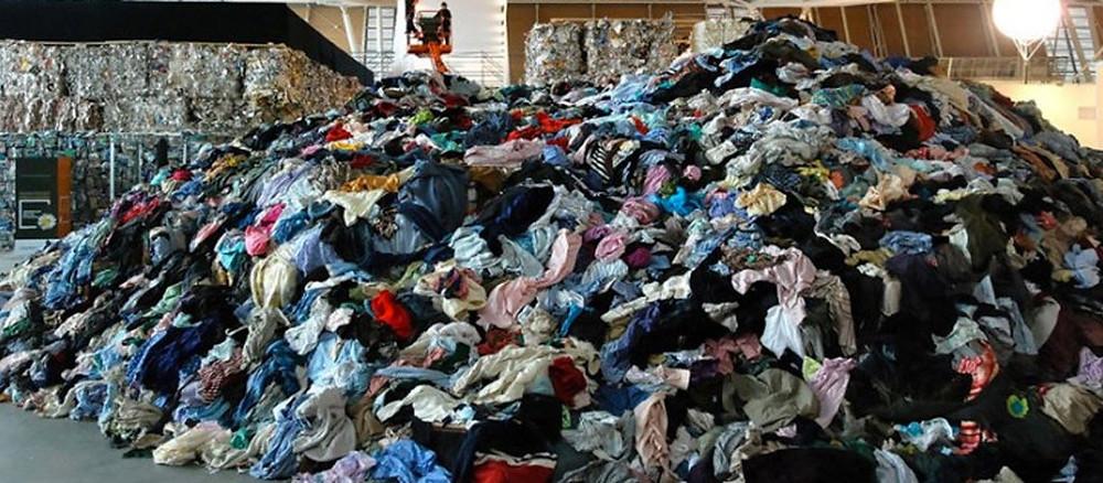 Fast fashion impact - environnement