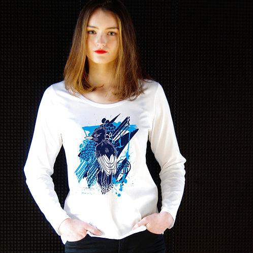 BLUE BIRD - Femme, manches longues