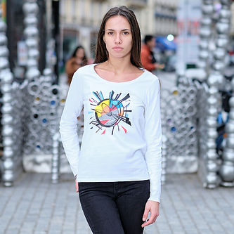 Tshirt artist artiste made in france fas