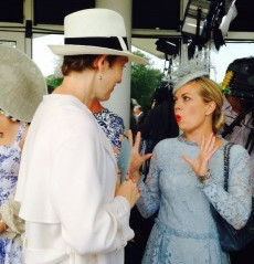 Best dressed at Goodwood sponsored by L'Ormarins