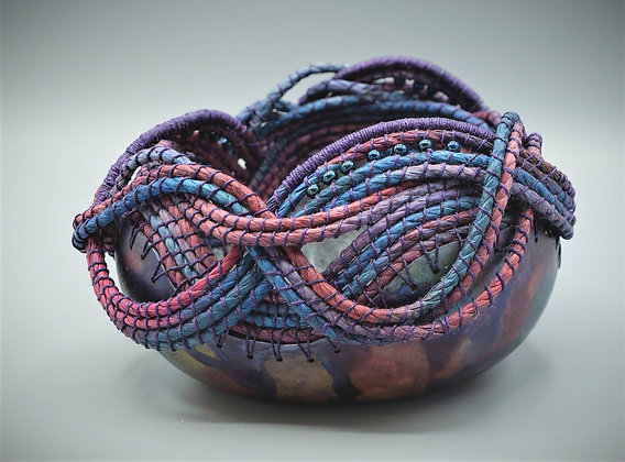 Sherwood Coiled Gourd