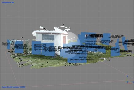 3D scanning | Virtual Film Sets