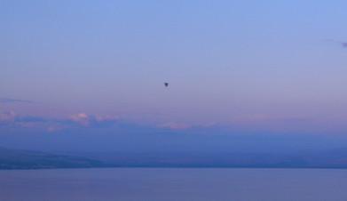 'Wind' - the Sea of Galilee