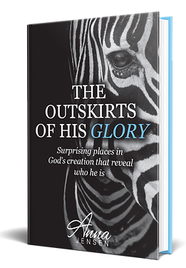 On the Outskirts of His Glory - Anna Jen