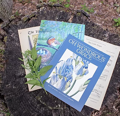 'Oh Wondrous Grace' magazine founder,  Claire Kerrigan