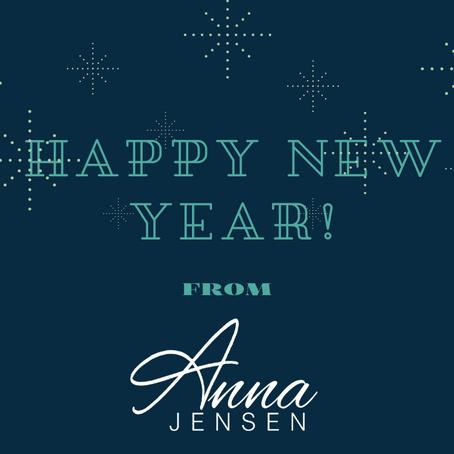 Happy New Year - Sort Of!