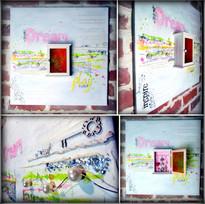 MJM Design Studios Dream Canvas