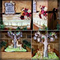 MJM Design Studios Family Tree pop up