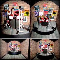 MJM Design Studios Cabaret model