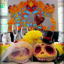 MJM Design Studios Mexican wedding