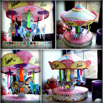 MJM Design Studios Carousel