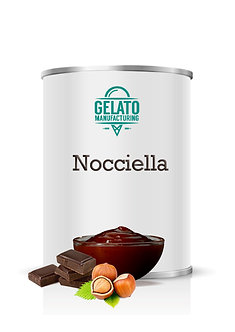 Variegato Nocciella / Chocolate & Hazelnut
