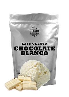 Easy Gelato Chocolate Blanco