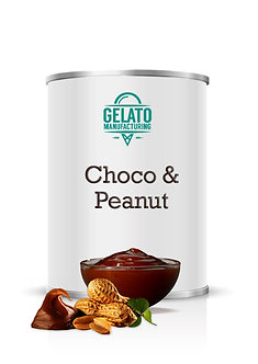 Variegato Choco & Peanut