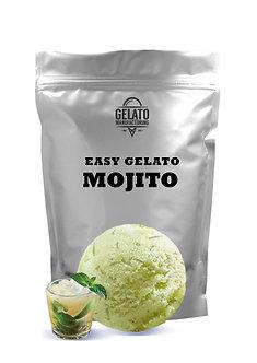 Easy Gelato Mojito