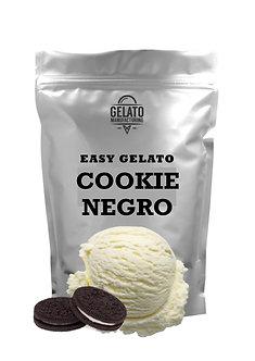 Easy Gelato Cookie Negro