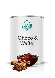 Variegato Choco & Waffer