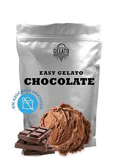 Easy Gelato Chocolate sin azúcares añadidos