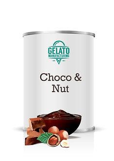 Variegato Choco & Nut