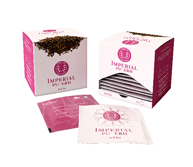 Passion Tea -Té rojo Imperial Pu-erh