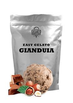 Easy Gelato Gianduia