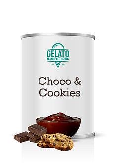 Variegato Choco & Cookies