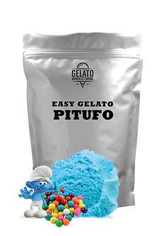 Easy Gelato Pitufo