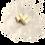 Thumbnail: Toppingcream Chocolate Blanco