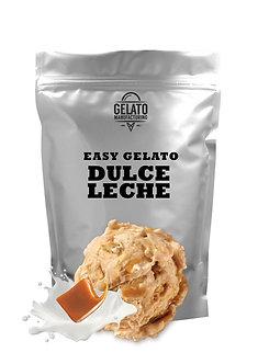 Easy Gelato Dulce de Leche