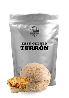 Easy Gelato Turron