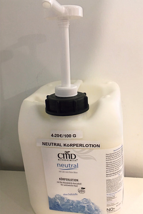 CMD Neutral Körperlotion