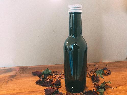 Flasche grün 250 ml