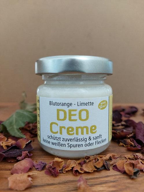 Deocreme Blutorange-Limette