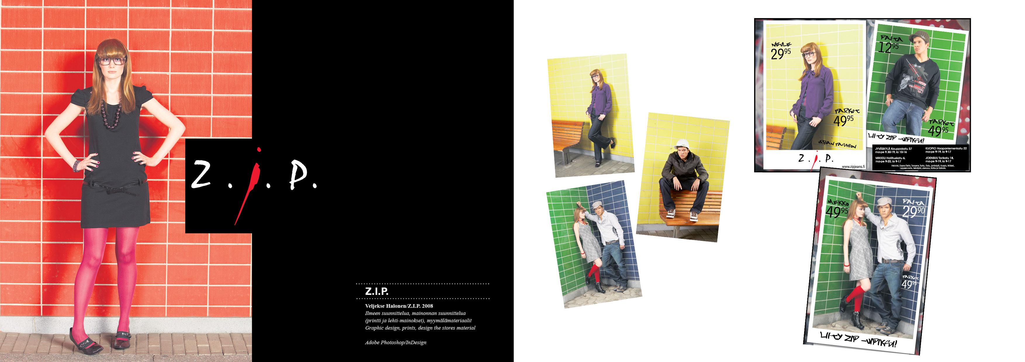 Z.I.P. 2008/Veljekset Halonen