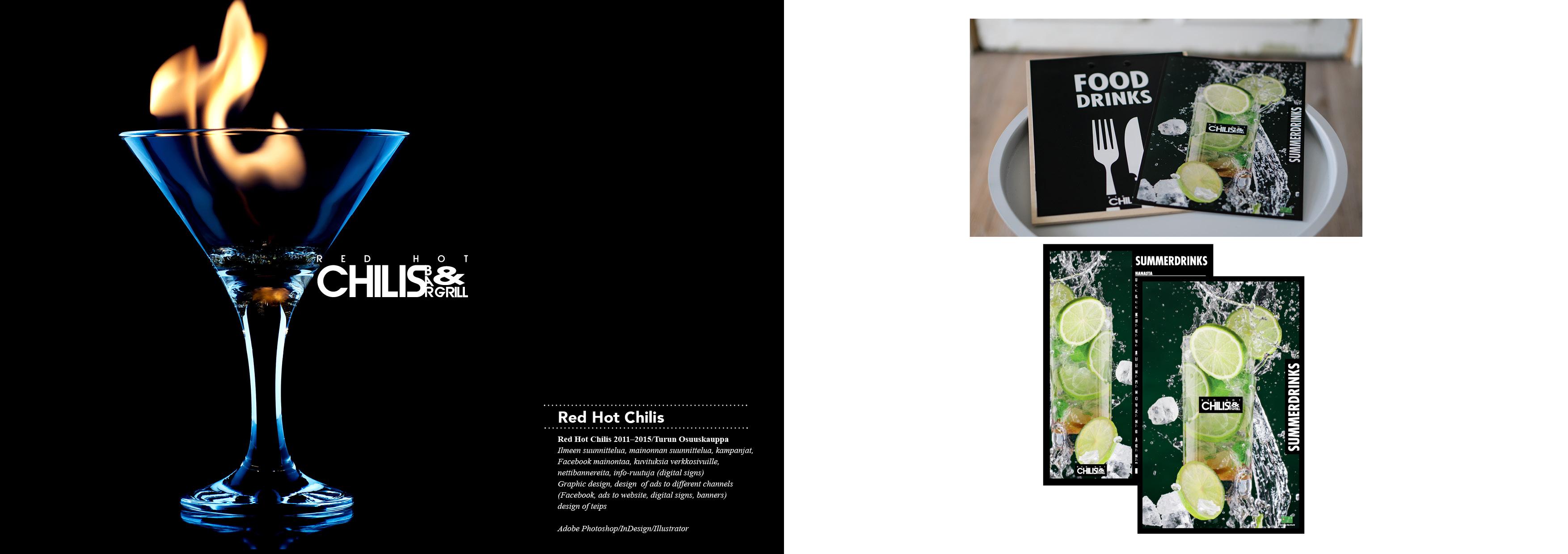 Red Hot Chilis/Turun Osuuskauppa