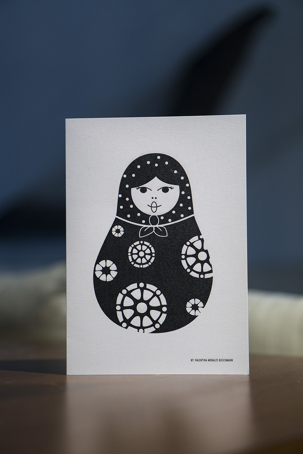 Kortti/postcard