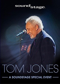 Tom Jones - Live from Soundstage DVD/CD Featuring Alison Krauss