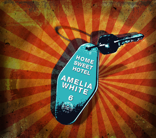 Amelia White - Home Sweet Hotel