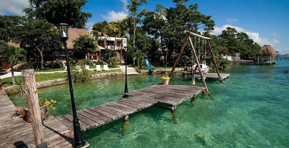 Bacalar, Quintana Roo.