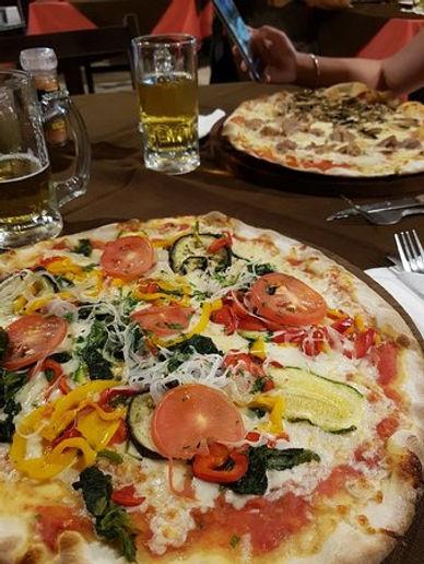 Pizza Bertilla Bacalar