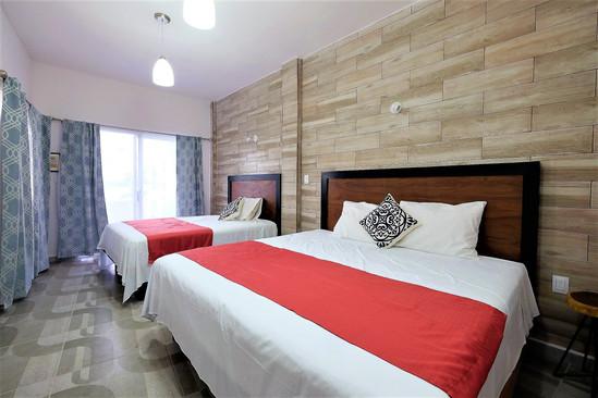 Hoteles baratos Bacalar Sunrise Villa