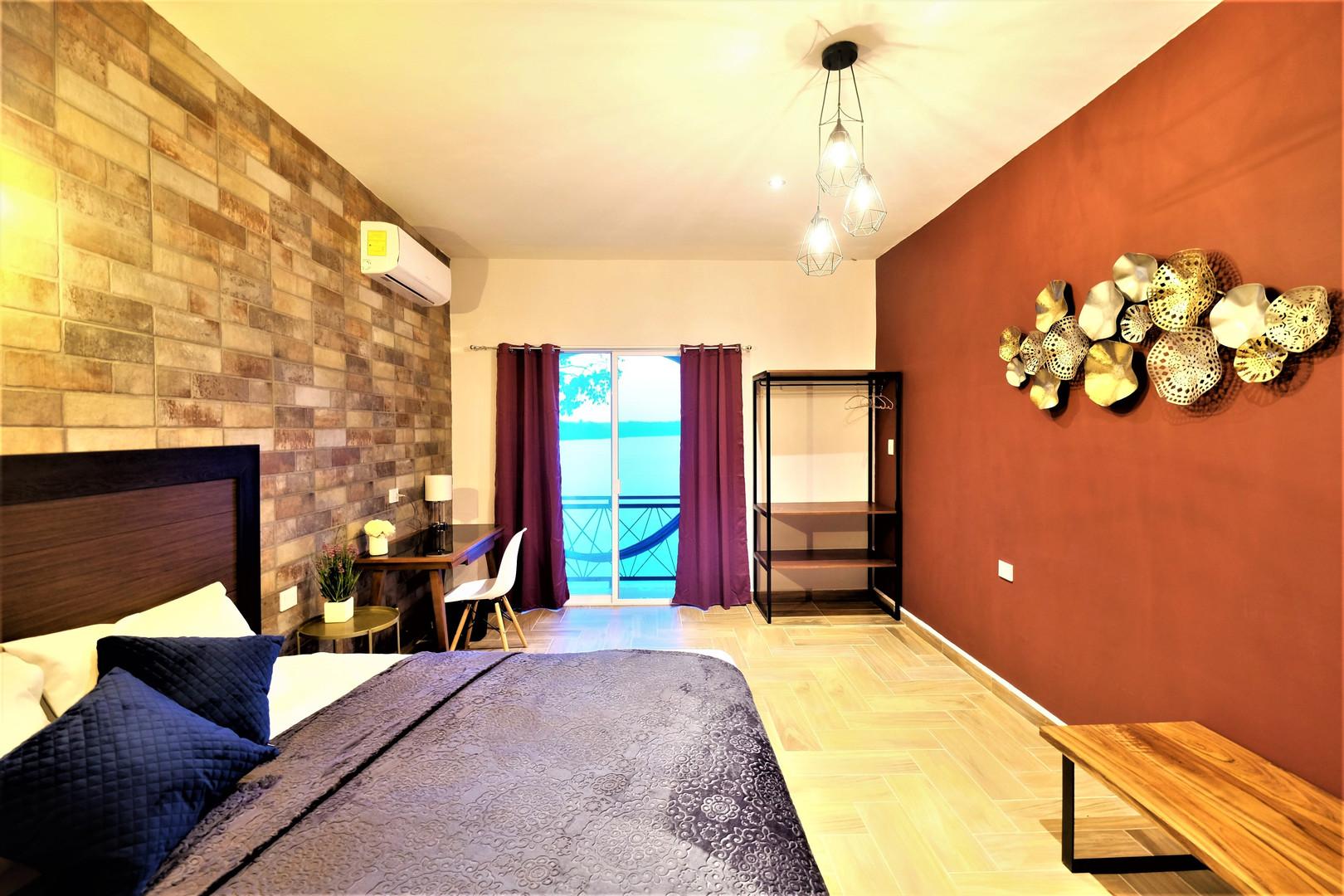 Alojamiento en Bacalar Sunrise Villa Acommodations in Bacalar