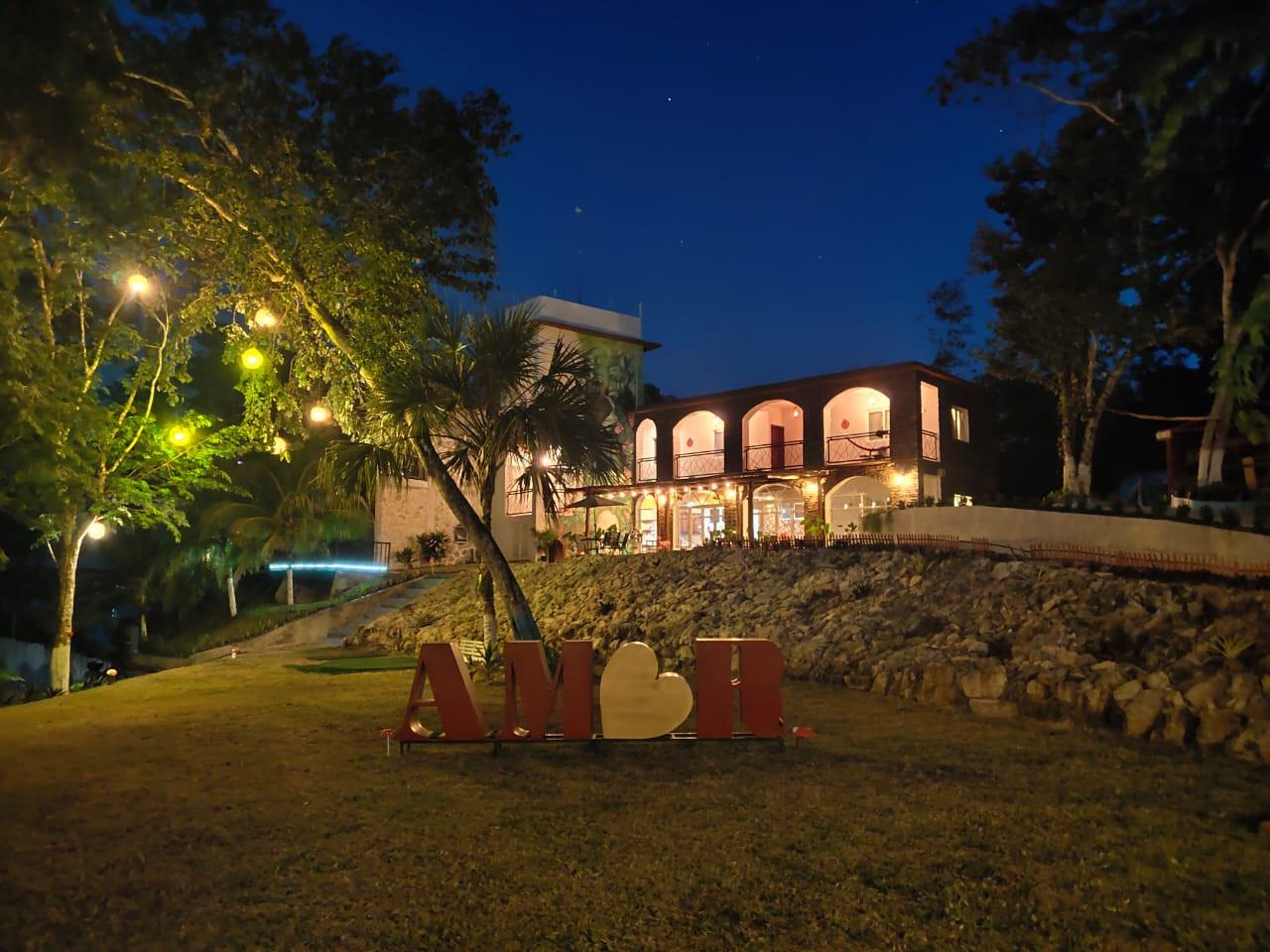 Alojamiento Bacalar Sunrise Villa